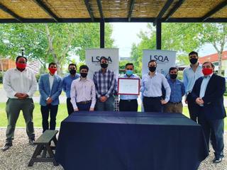 Megalabs ha logrado la certificación ISO/IEC 20000-1:2018.
